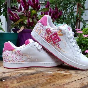 DC women's shoes....ADORABLE!!